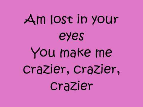 crazier by taylor swift lyrics