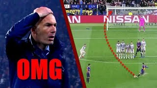 7 Freekick Goals That Shocked The World