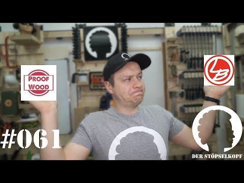 stöpselkopf-news-#061-lets-bastel-vs.-proof-wood- -meine-meinung-dazu