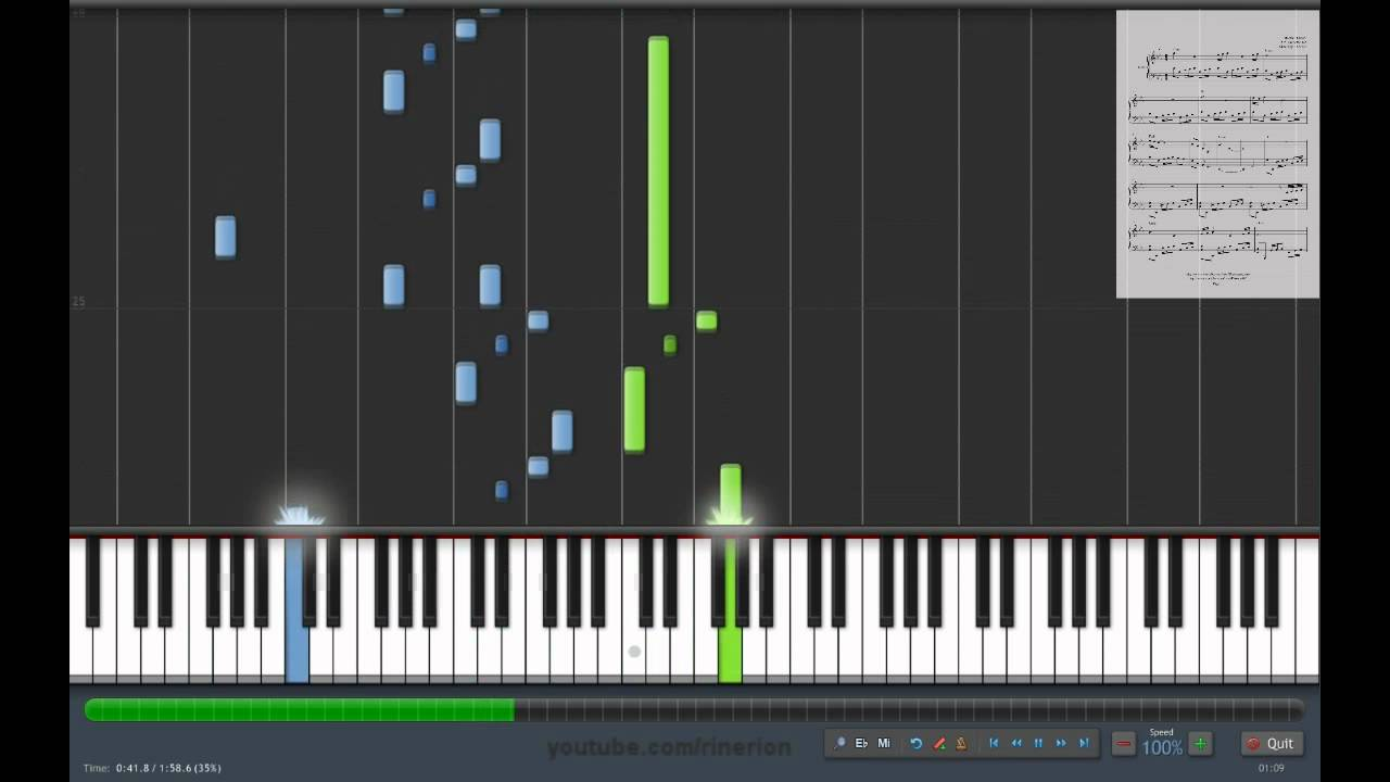 play the game partition piano pdf