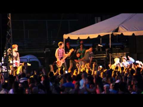 Hot Chelle Rae Tonight, Tonight  98PXY Summer Jam 2013