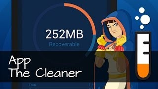 App The Cleaner - Speed up & Clean - Resenha Brasil