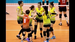 HL | AVC Cup for Women's 2018 | Final 5-6 | KOR - VIE