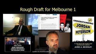 Rough Draft for Melbourne Talk 1