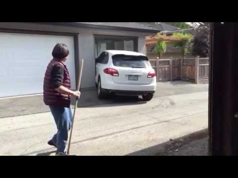 How to park your porsche in vancouver youtube for Garage porsche caen