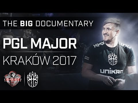 BIG LEGENDS - The PGL MAJOR Documentary | PART1
