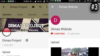 Video Beranda channel anda gk ada ? Cara menampilkan Beranda youtube - Android #3 download MP3, 3GP, MP4, WEBM, AVI, FLV Juli 2018