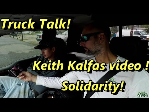 Lawn Care, Truck Talk! Keith Kalfas & Solidarity in the industry!