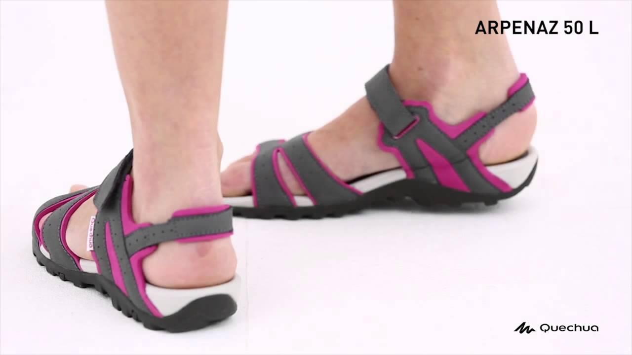 Arpenaz 50 Women's Trekking Sandals