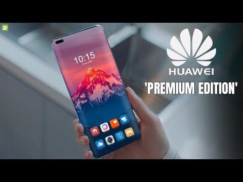 Huawei P40 Pro Premium Edition - A NEW PHONE