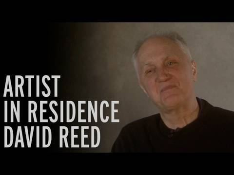 MIA Artist in Residence: David Reed