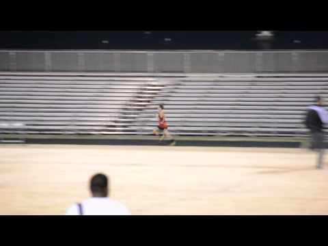 Currituck County High School 4x400 relay team