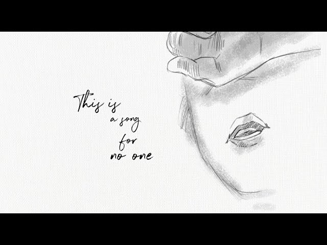Shawn Mendes - Song For No One (Lyric Video)