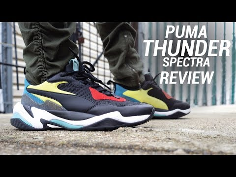 puma thunder electric spectra