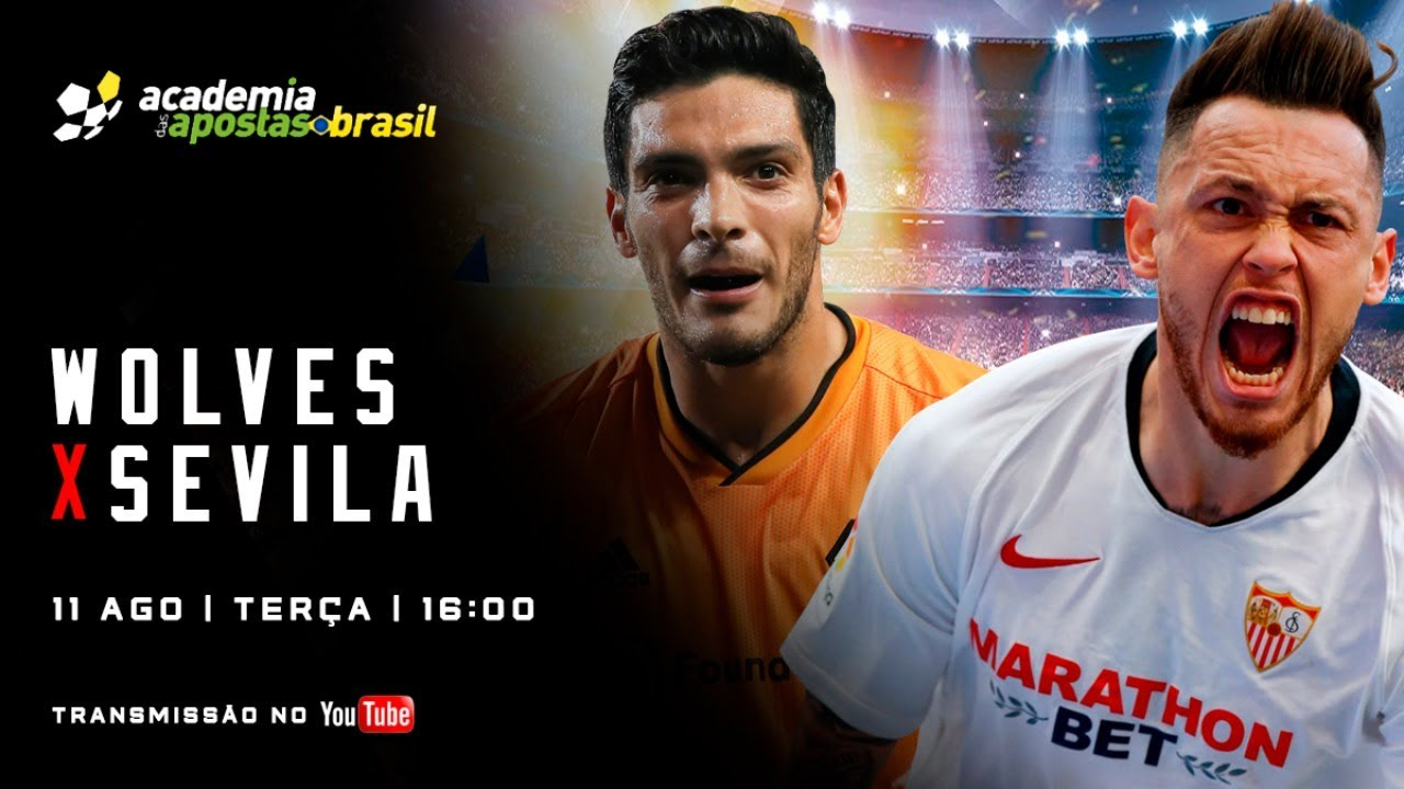 Wolverhampton Wanderers vs Sevilla ao vivo - Europa League / Acompanhamento