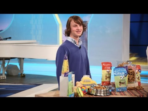 Teen Entrepreneur Shares Success Secrets