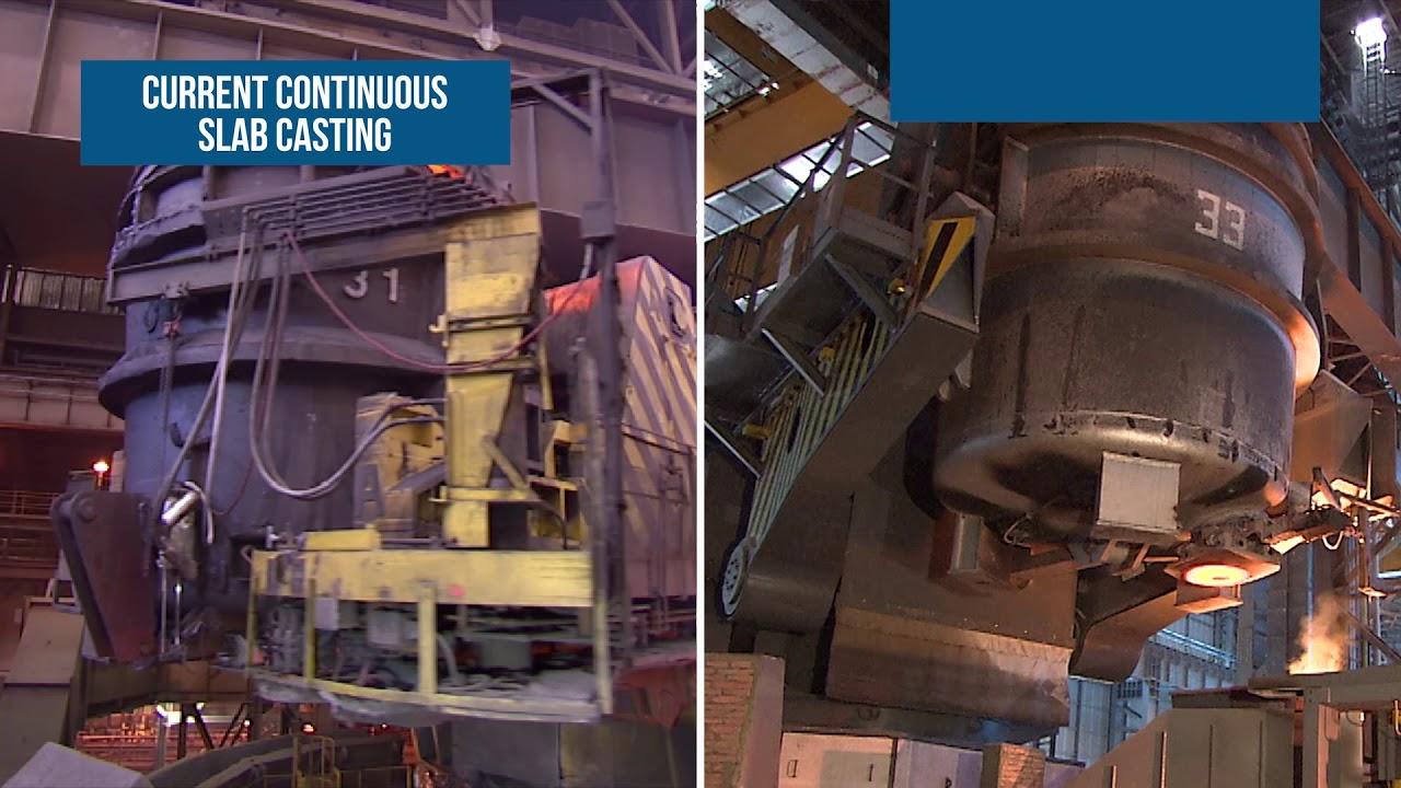 U S  Steel to spend $1 billion on Mon Valley Works