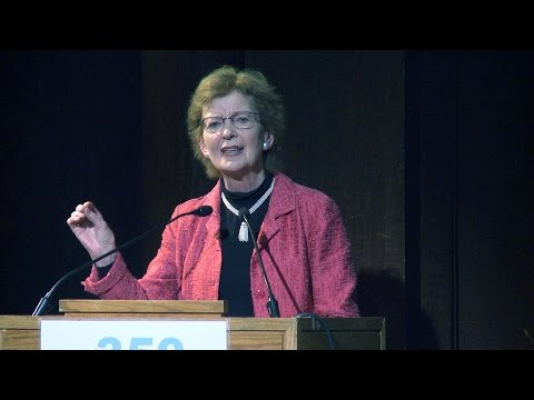 """Mary Robinson"": A Global Climate Treaty Why the US Must Lead"