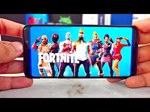 [HINDI] Fortnite for Android Gameplay in Hindi, beta 2018 [INDIA]