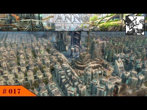 Anno 2070 - Deep Sea:  #017 Geniuses move into the Capital!