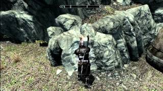 Skyrim Hearthfire How to get Quarried Stone