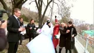 Свадьба в Бердянске 11,11,11 Натали и Станислав