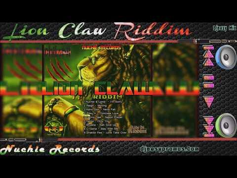 Lion Claw Riddim JUNE 2016 ||Nuchie Records|| @djeasy