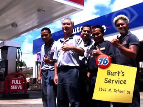 Burt's Service 76 - RelyOn
