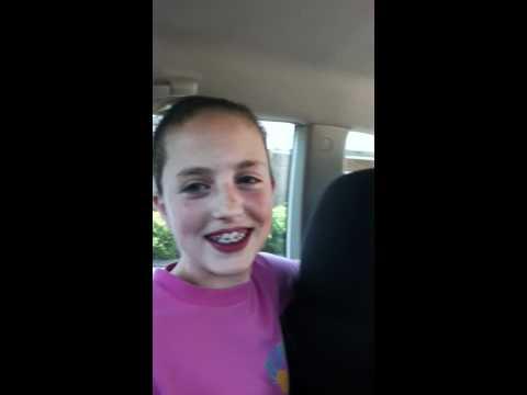 Shelby Got Braces! :D
