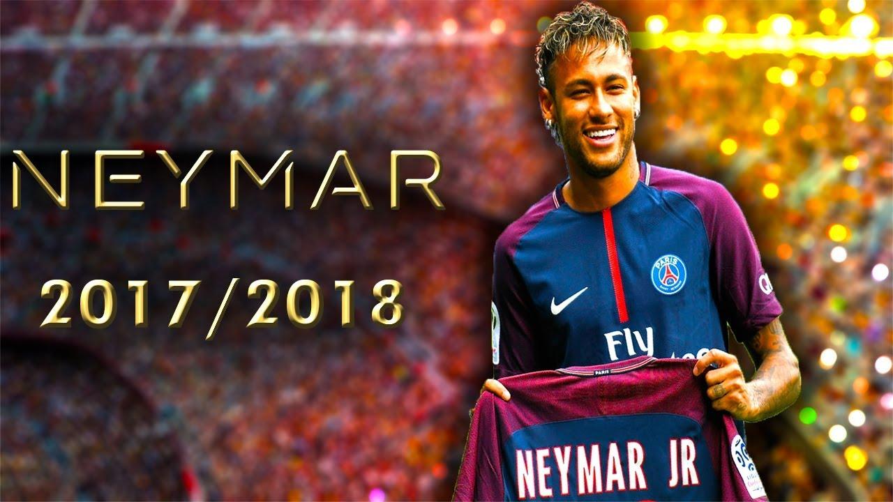 Download Neymar Jr 2017/2018 - Crazy Skills & Goals Show - HD
