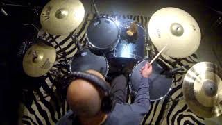 Whole Heart (Hold Me Now) [Live] Hillsong UNITED (Drum Cover) Barry Flippo