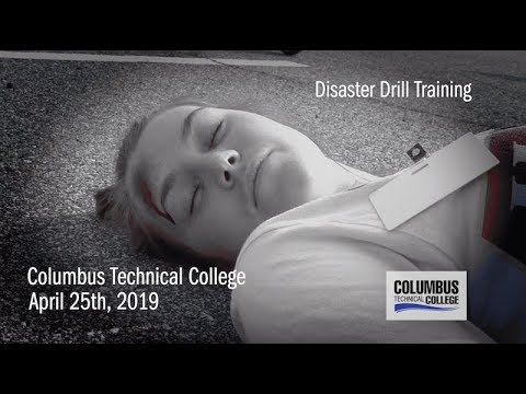 Columbus Technical College presents: Mass Casualty Drill