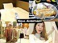 GRACE IN KOREA Capsule Hotel + House Tour | Vlog #1