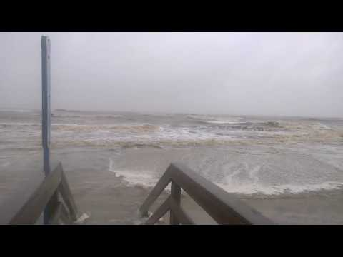 Video from St. Simons Island beach