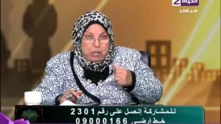 فيديو.. سعاد صالح: