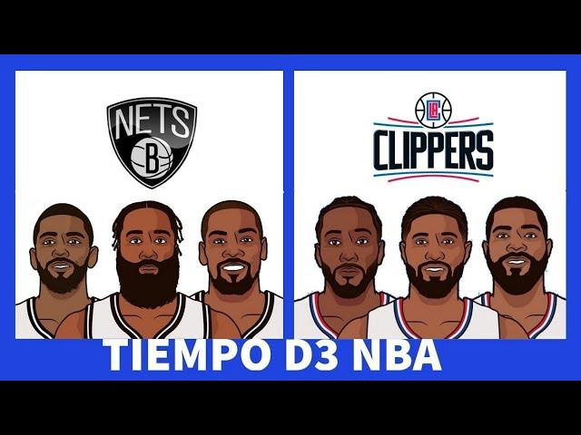 ⏱ COMIENZA LA CUENTA ATRAS - Tiempo D3 NBA [005]
