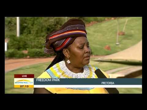 Nosiviwe Mapisa-Nqakula on Madiba