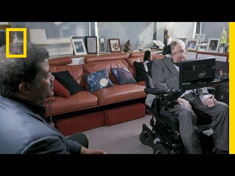 StarTalk with Neil deGrasse Tyson & Stephen Hawking  Full Episode