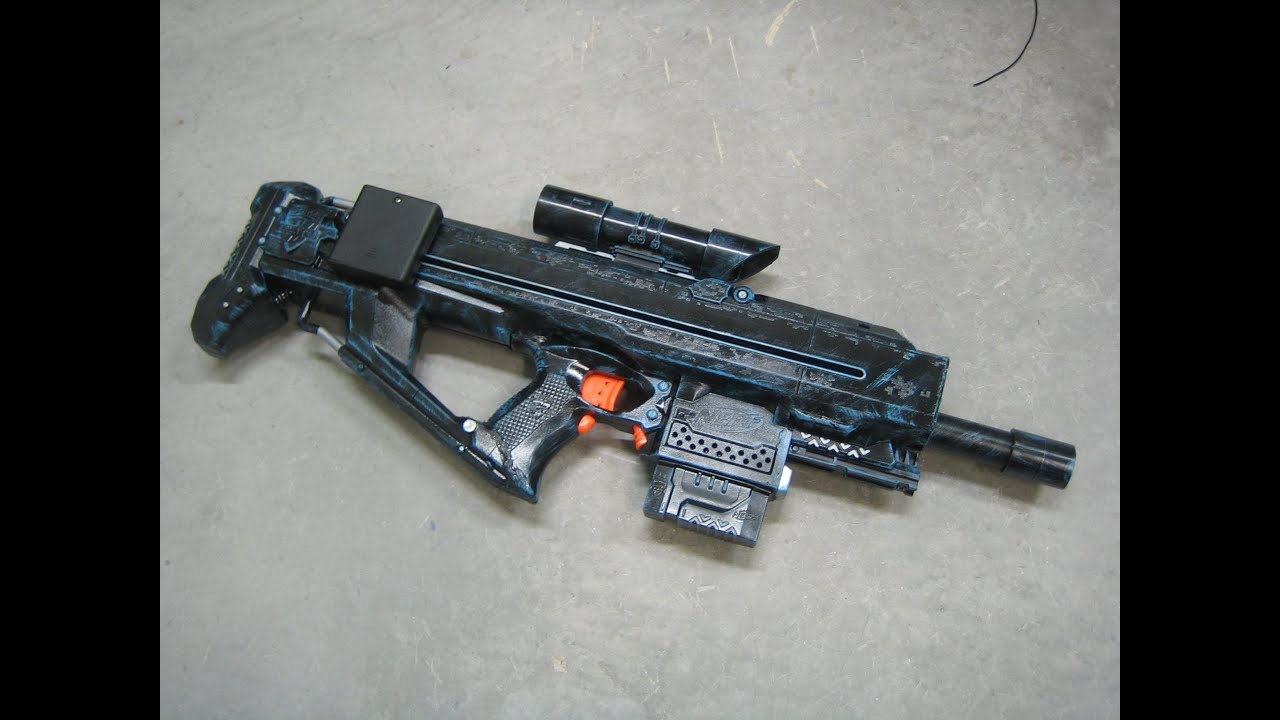 [MOD] Nerf Stryfe - Centurion Shell Integration - Modified ...  [MOD] Nerf Stry...