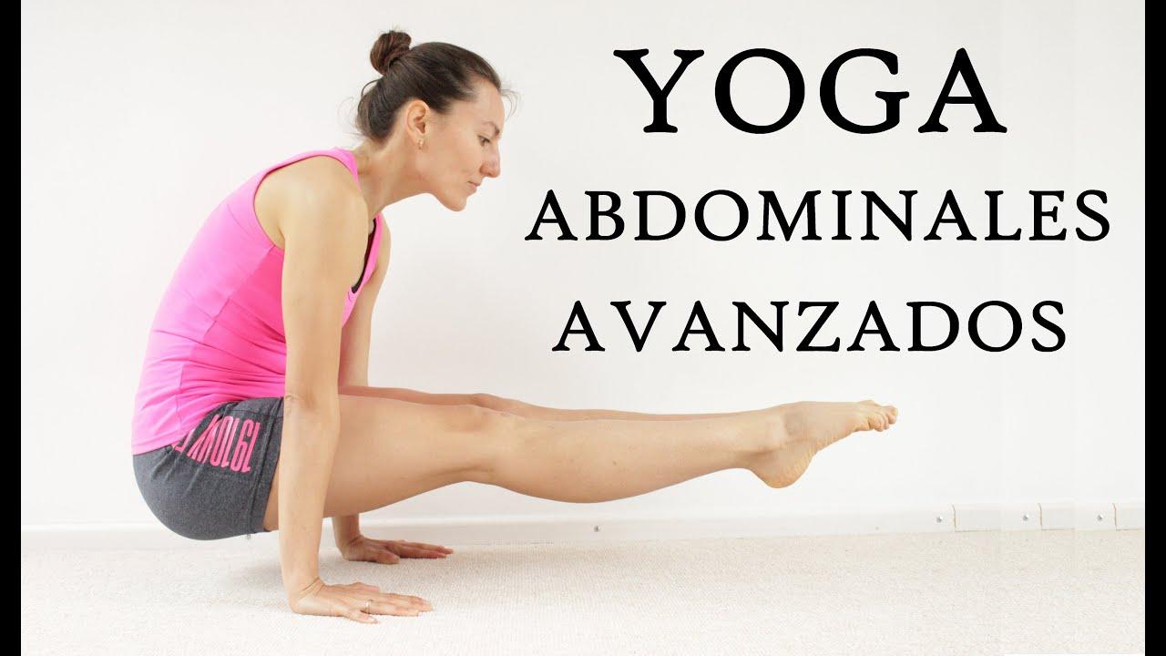 Yoga Para ABDOMINALES Avanzados 30 Min
