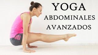 Yoga para ABDOMINALES para avanzados 30 min