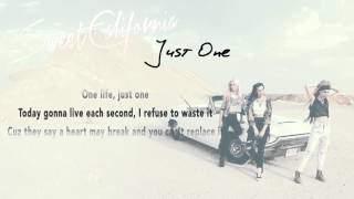 Video Just One Sweet California