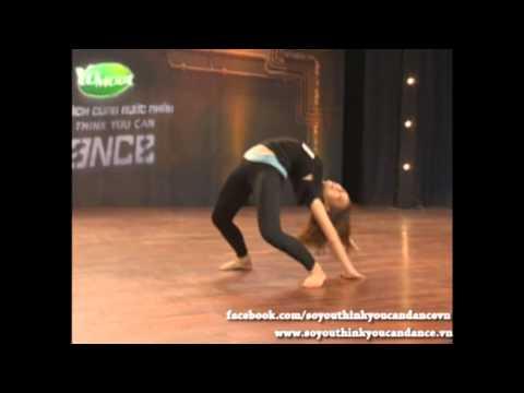 [SYTYCD2] Thử Thách Cùng Bước Nhảy - Tập 3 - Ngô Thị Quỳnh Mai