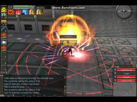Trinity Ran EP3 GAMEPLAY / Ran Zeus Style