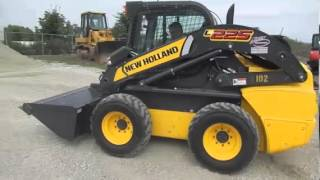 2013 NEW HOLLAND L225 For Sale