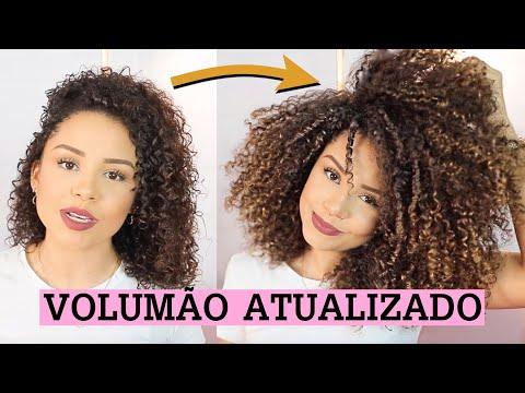 10 PASSOS PARA O VOLUMÃO - CABELOS CACHEADOS E CRESPOS! | por Ana Lídia Lopes
