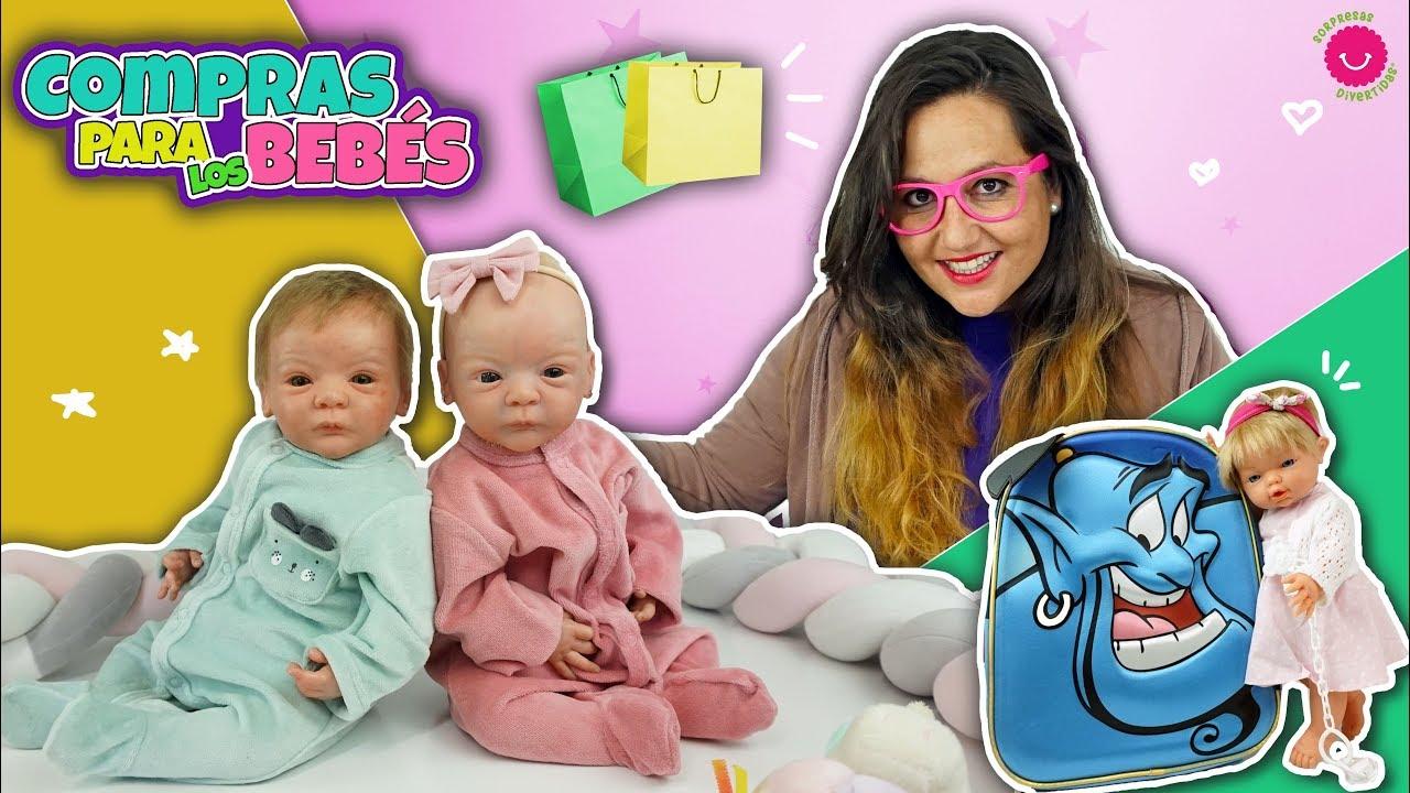 Compras para los Bebés Lindea, Leo y Neala 🛍️