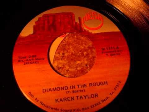 Karen Taylor - Diamond In The Rough