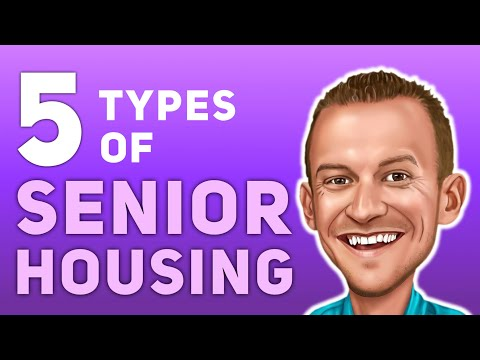 5 Types Of Senior Housing