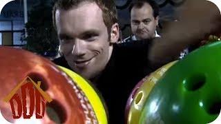 Der dreiste Bowling-Profi